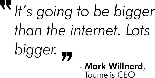 Mark Willnerd quote
