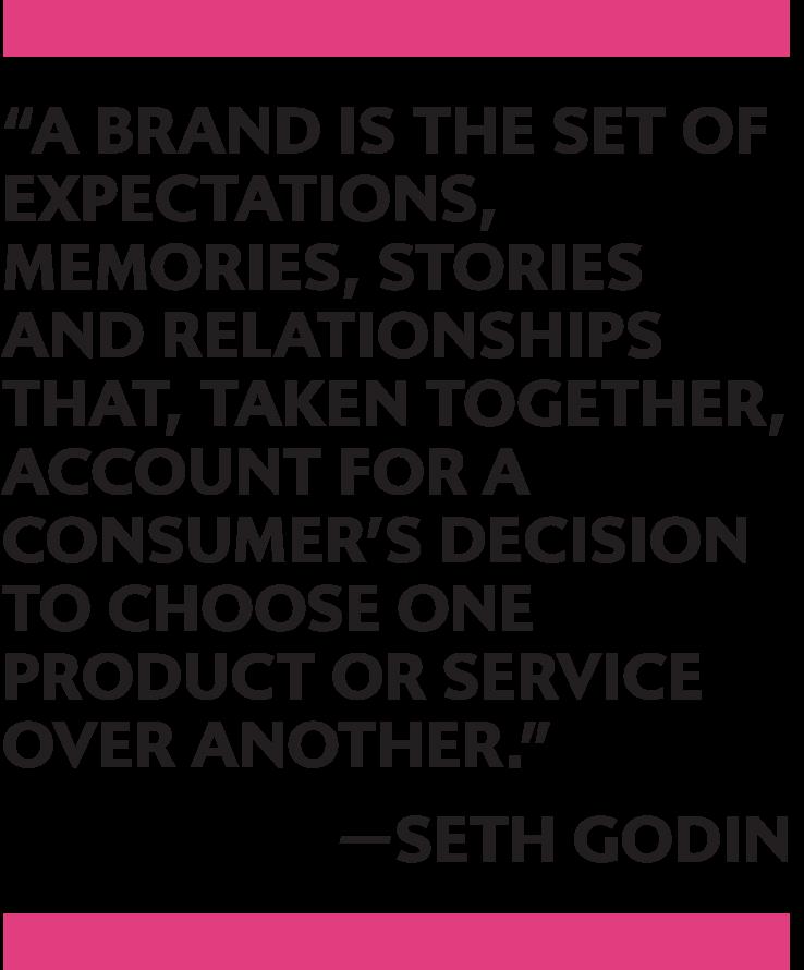 Seth Godin pull quote